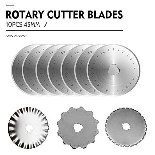 Quilting Rotary Cutter Blades