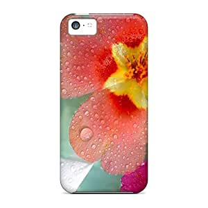 High Quality Mialisabblake Primrose Dew Skin Case Cover Specially Designed For Iphone - 5c
