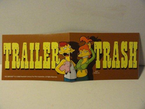the-simpsons-themed-bumper-sticker-trailer-trash