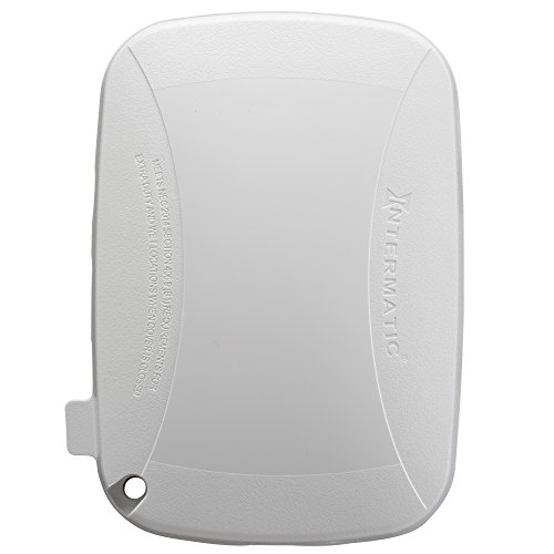 Intermatic WP5100W Extra Duty Plastic Weatherproof Cover, 2.75-Inch Single Gang, White by Intermatic