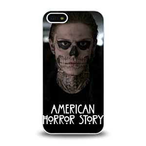 iPhone 5 5S case protective skin cover with American Horror Story poster design #26