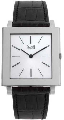 Piaget Men's GOA32064 Altiplano Square White Gold Watch