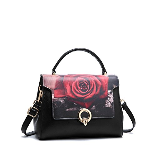 G-AVERIL - Bolso mochila para mujer Black5 negro