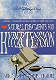 img - for Natural Treatments for Hypertension by MD & Calvin L Jr, MD Thrash Agatha M (1998-05-03) book / textbook / text book