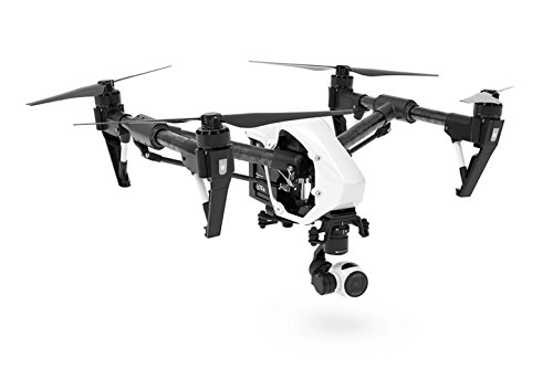 DJI CP.BX.000103 Inspire V2.0 Drone White/Black