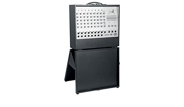 Montarbo 458S Mesa de mezclas amplificada: Amazon.es: Instrumentos ...