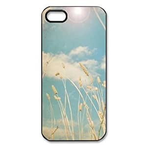 sky Custom Printed Design Durable Case Cover for Iphone 5 5S