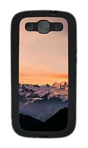 Golden Hour Sunset Ios Custom Design Samsung Galaxy S3 Case Cover - TPU - Black