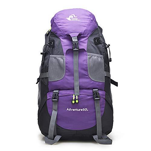 50L Waterproof Ultra Lightweight Hiking Backpack