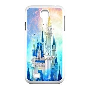 Galaxy S4 Case,Hard Plastic Case Cover for Samsung Galaxy S4 ,Fairy Tales Design case cover protector(For Samsung Galaxy S4)