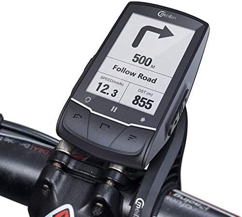 LFDHSF Computadora de Bicicleta de Carretera Mini computadora de Bicicleta GPS con Pantallas Bluetooth Más de 50 Tipos de Datos y Ant + IPX6 a Prueba de Agua: Amazon.es: Hogar
