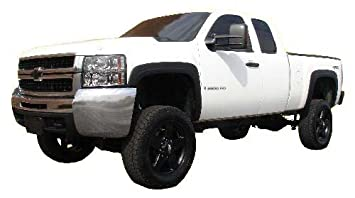 Autorestylers 2007 2013 Chevrolet Silverado Std Long Bed Fender Flares Reg And Extended Cab