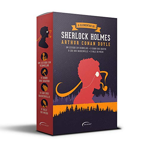 Box O Elementar de Sherlock Holmes