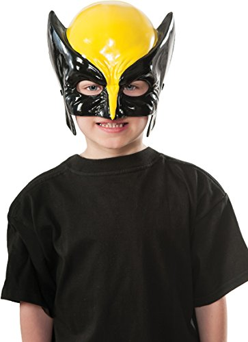 Rubies Marvel Universe Classic Collection Wolverine Mask, Child]()