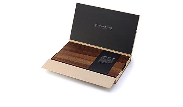 Kamikoto Shogai Tabla de cortar madera de fresno: Amazon.es ...