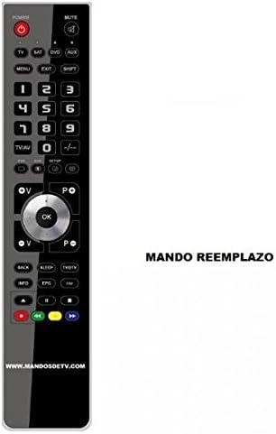 Mando TV Loewe CONCEPT-L32 [TV]: Amazon.es: Electrónica