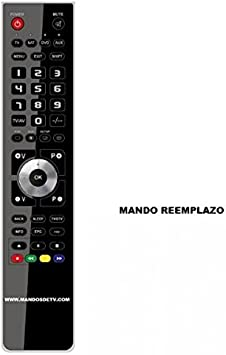 Mando TV BLU:SENS RC042: Amazon.es: Electrónica