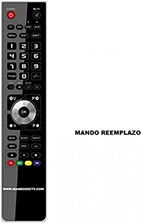 Mando TV AIRIS MW162