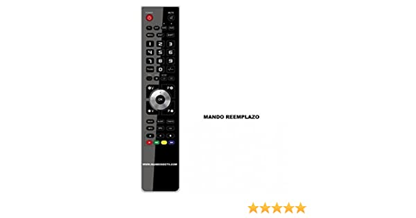 Mando TV MITSAI 28DCG200013: Amazon.es: Electrónica