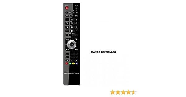 Mando TV Oki C40VB-FHTUV: Amazon.es: Electrónica