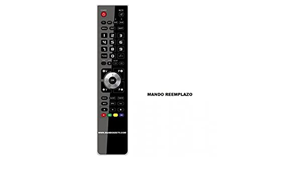 Mando TV Loewe Art 50 (Simply): Amazon.es: Electrónica