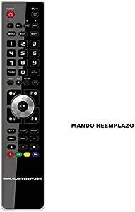 Mando TV Oki V26A-H: Amazon.es: Electrónica