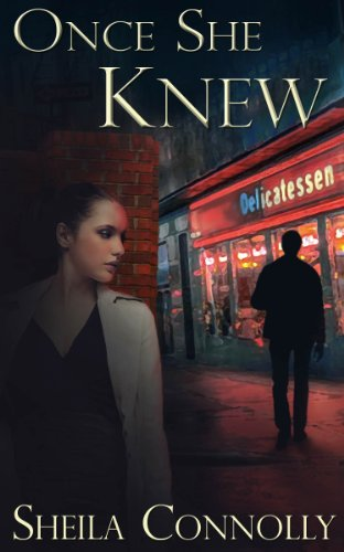 book cover of Once She Knew