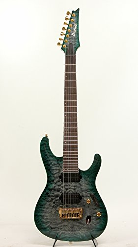 Ibanez S Prestige Series S5527QFX 7-String Electric Guita...