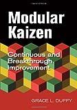 Modular Kaizen, Grace L. Duffy, 0873898648
