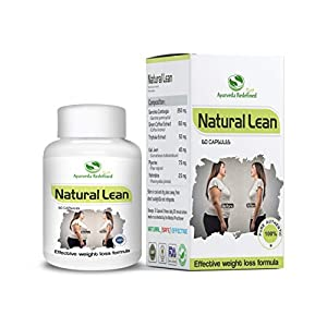 Ayurveda Redefined Natural Lean – Weight Loss, Obese Fat Cutter (Weight Management) – Pack of 60 Capsule