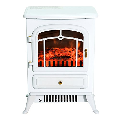 free standing fireplace - 7