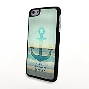 Generic Dragon Anchor Cute Colorful Classical Cartoon Matte Pattern PC Phone Cases fit for iPhone 5C Case