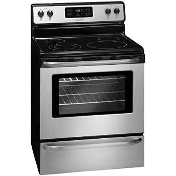 dmafrigffef3048ls frigidaire 30 freestanding electric range kitchen dining. Black Bedroom Furniture Sets. Home Design Ideas