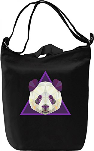 Beauty Of Panda Borsa Giornaliera Canvas Canvas Day Bag| 100% Premium Cotton Canvas| DTG Printing|