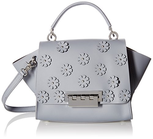 ZAC Zac Posen Eartha Mini Top Handle-Light Grey, Elephant Floral
