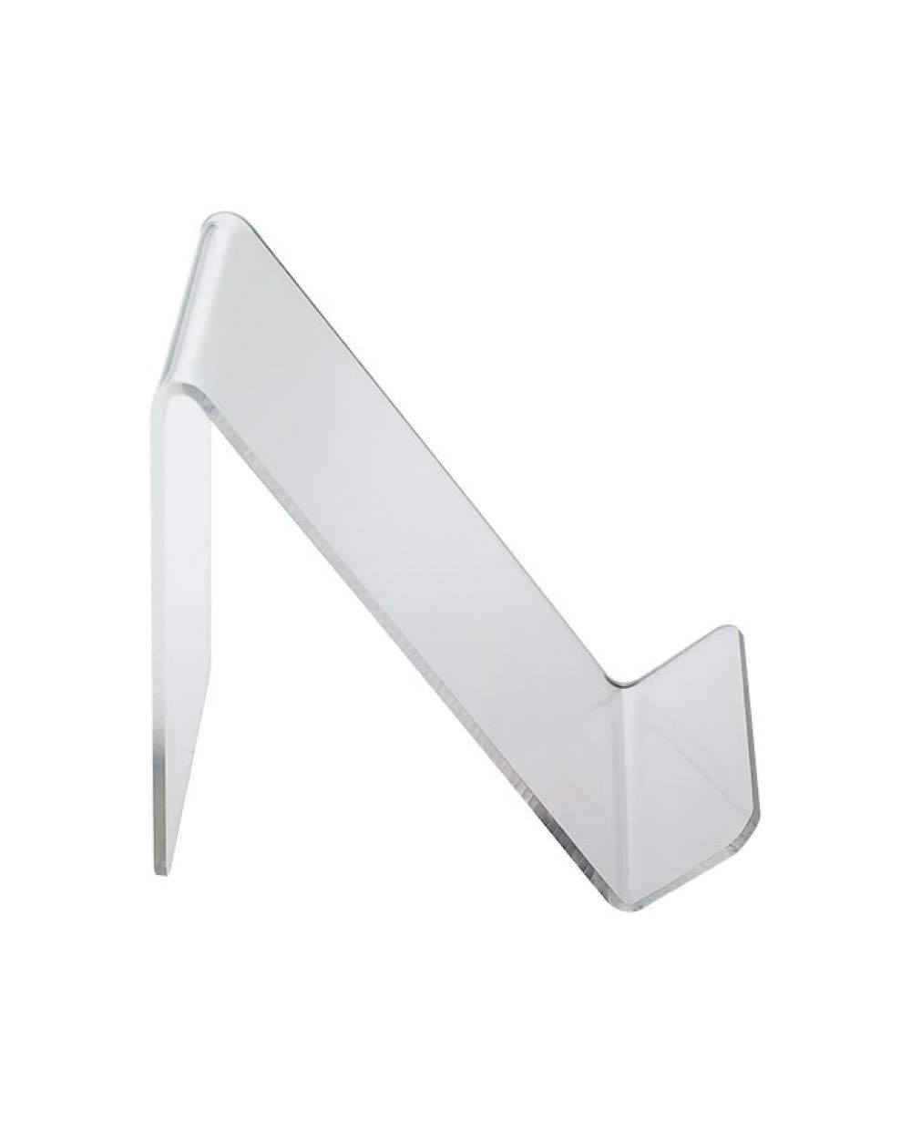 Source One 6'' Acrylic Easel Book Holder Rack Stand (6 Pack) by SOURCEONE.ORG