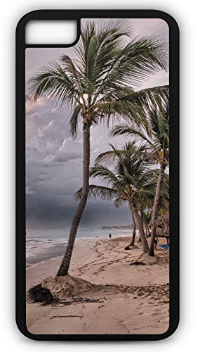 iPhone 8 Case Palm Tree On Tropical Beach