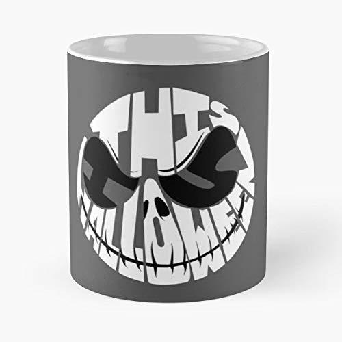J Standard Mug Coffee 11 Oz Halloween ()