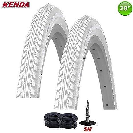 2 X Kenda K-142 Neumático de la Bicicleta Cubierta 28 X 1 1 / 2-40 ...