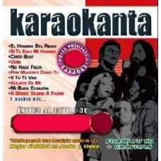Karaokanta KAR-4474 - Tigrillo Palma 2 Spanish CDG Various