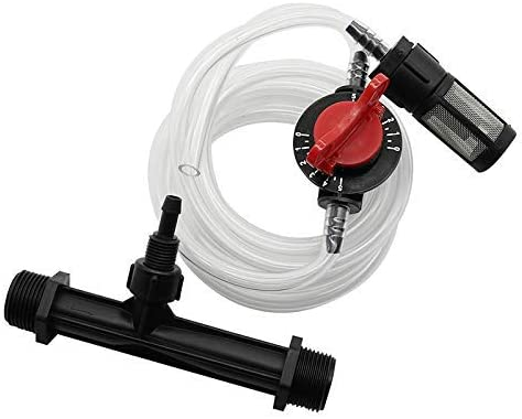 "3//4/"" Irrigation Venturi Fertilizer Mixer Injectors Agriculture Water Tube RSECha"