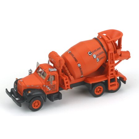 UPC 797534121515, N RTR Mack B Cement Truck Cleveland Builders ATH12151