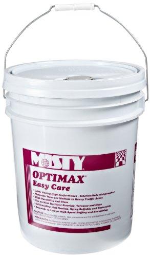Misty R876-5 5 Gallon Optimax Easy Care Floor Finish