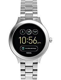 Women's Gen 3 Venture Stainless Steel Smartwatch, Color: Silver-Tone (Model: FTW6003)