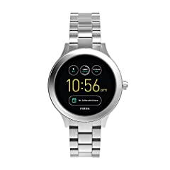 A smartwatch that (actually) looks the part. With a new full-round digital display, our Venture offers multiple features like customizable faces, discreet notifications and automatic activity tracking to help make your life easier—and a bit m...