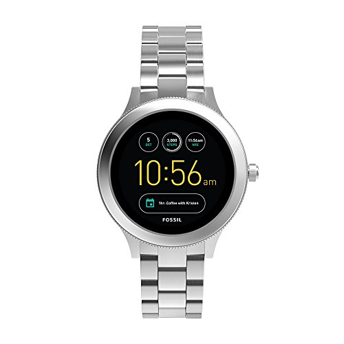 Woman's Fossil smartwatch is a great gift for a female realtor