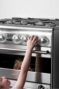 Clippasafe - Protectores para mandos de horno y cocina ...