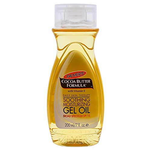 Palmer's Formula Moisturizing Gel Oil, Cocoa Butter, SPF 15, 7.0 Fluid Ounce