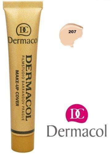 2 opinioni per Dermacol Make-Up Cover (Fondotinta nascondere le cicatrici e tatuaggi) (207)