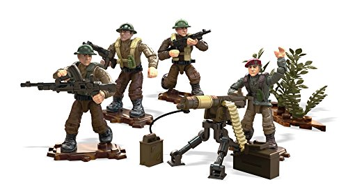 (Mega Construx Call Of Duty Legends: Allied Soldiers)